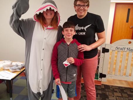 Meet Sharks4Kids Regional Ambassador Jessica Woodend.
