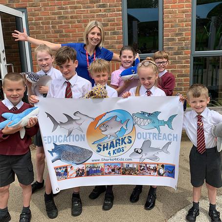 Meet Sharks4Kids Regional Ambassador Michelle Trigg