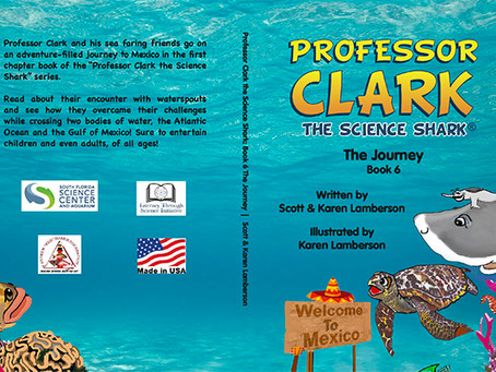 Professor Clark the Science Shark