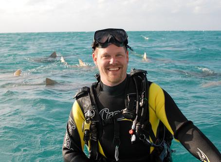 Meet Biologist Andy Dehart