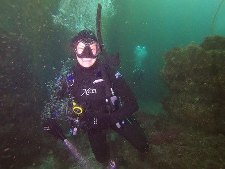My Journey to Becoming a Divemaster for my Career in Marine Science