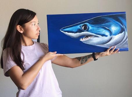 Meet Artist Tracie Sugo creator of Kohola Kai Creative