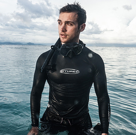 Meet Marine Biologist and Videographer Jake Davies