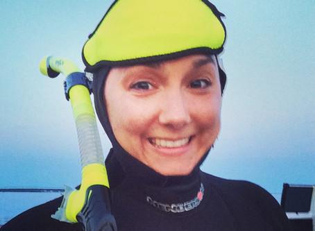 Meet  Sharks4Kids Regional Ambassador Breanna Racicot