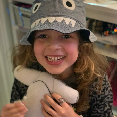 Kids Can Save Sharks: Marlene Age 6