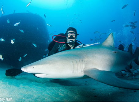 Meet Sharks4Kids Regional Ambassador Tyler Mahler