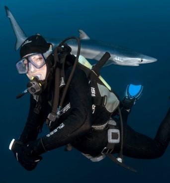 Meet Marine Biologist Alison Towner
