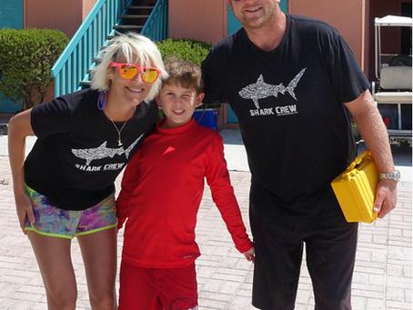 Meet Sharks4Kids Junior Ambassador Christopher