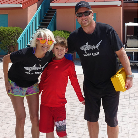 Meet Sharks4Kids Junior Ambassador Christopher