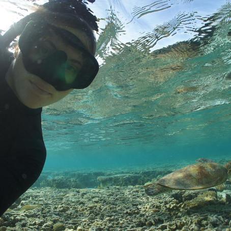 Meet Marine Biologist and Videographer Jacinta Shackleton