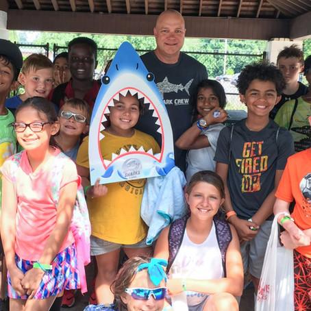 Meet Sharks4Kids Ambassador Ron Watkins