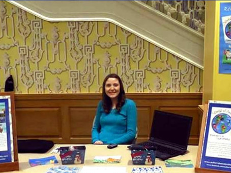 Meet Author and Illustrator Rebecca Lyndsey