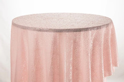 Sequin Cloth (Baby Pink)