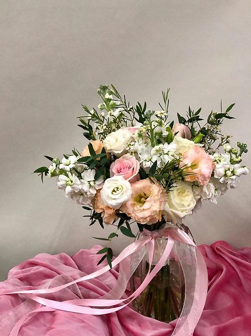 Omakase Matthiola Bouquet