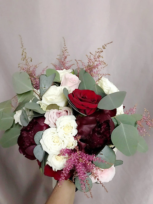 Omakase Peony Bouquet