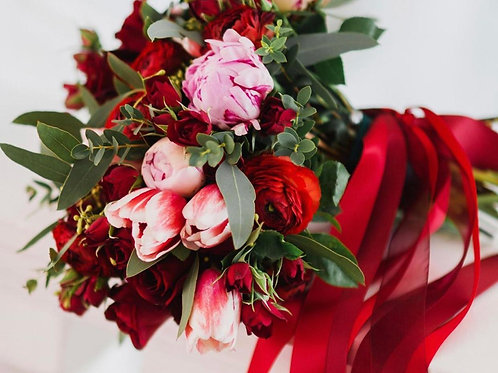Omakase Tulip Bouquet