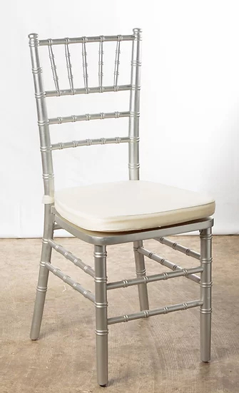 Tiffany Chair (Silver)