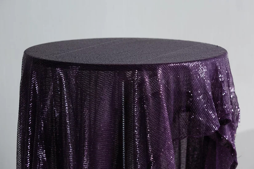 Sequin Cloth (Purple)
