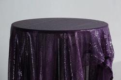 Sequin Cloth (Purple)