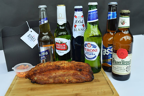 Roast Pork & Beer
