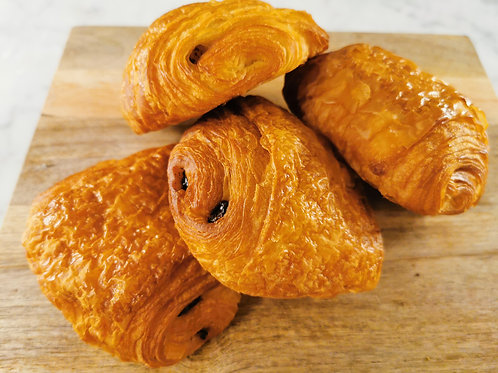 Pain Au Chocolate by Patisserie G