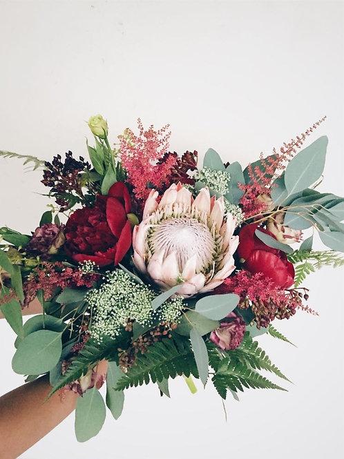 Omakase Protea Bouquet