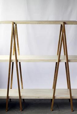Three-tier Shelf