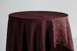 Crinkle Cloth (Brown)