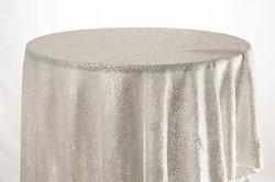 Sequin Cloth (Grey)