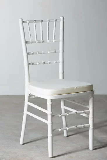 Tiffany Chair (White)