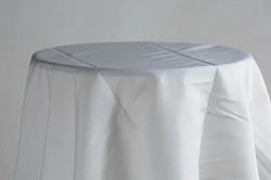 Cotton Table Cloth (White)