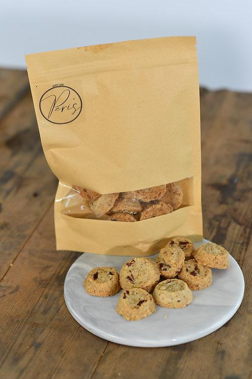 Moreish Cookies by Just Like Peri