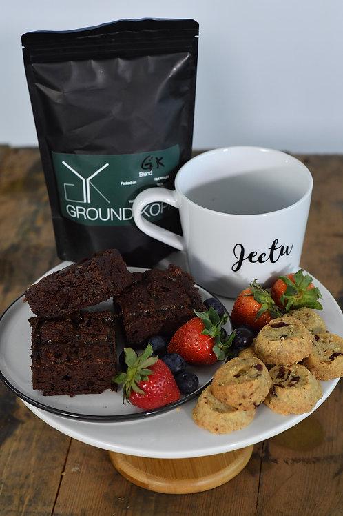 Brownies & Coffee