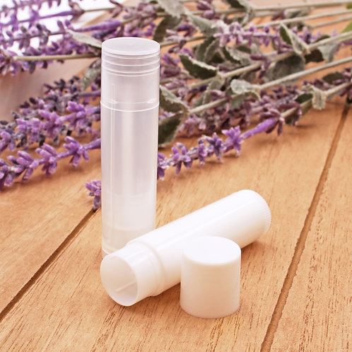 Lip Balm Tubes (2 Pack)