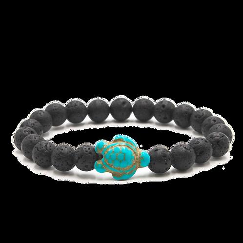 Turtle Diffuser Bracelet