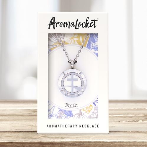 Faith Diffuser Necklace (Mini)