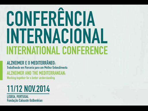Conferência «Alzheimer e o Mediterrâneo: Trabalhando em Parceria para um Melhor Entendimento»