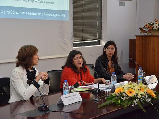 """Catarina Alvarez participa no IV Congresso de Envelhecimento Ativo: """"Saúde Mental e Demências"""""""