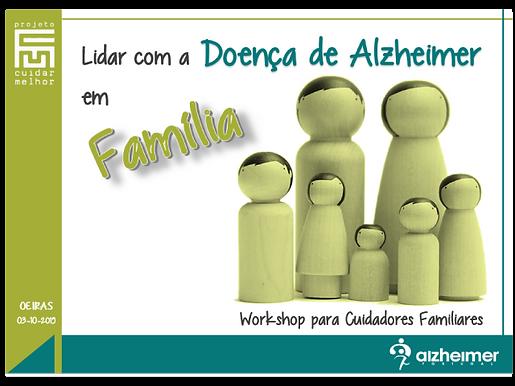 Lidar com a Doença de Alzheimer em Família