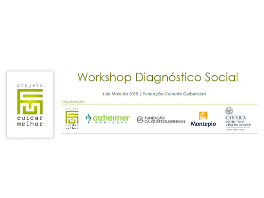 Workshop Diagnóstico Social organizado pelo Projeto Cuidar Melhor