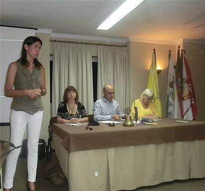 Apresentação do projeto Cuidar Melhor - Rotary International em Portugal