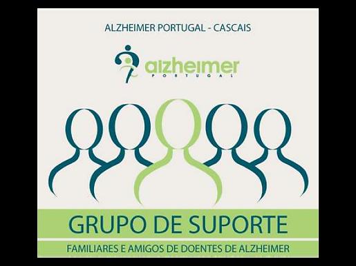 Novo grupo de suporte em Cascais - Associação Alzheimer Portugal