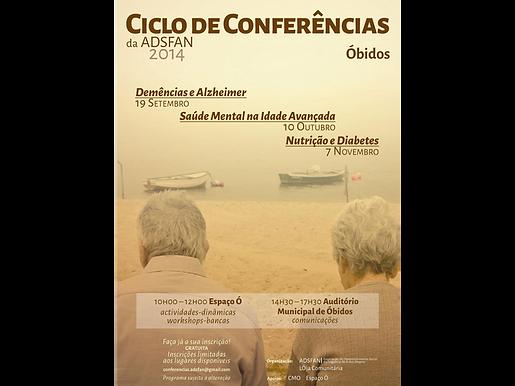 Cuidar Melhor marca presença no ciclo de conferências da ADSFAN