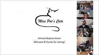 Virtual Adoption Event 5-24-20