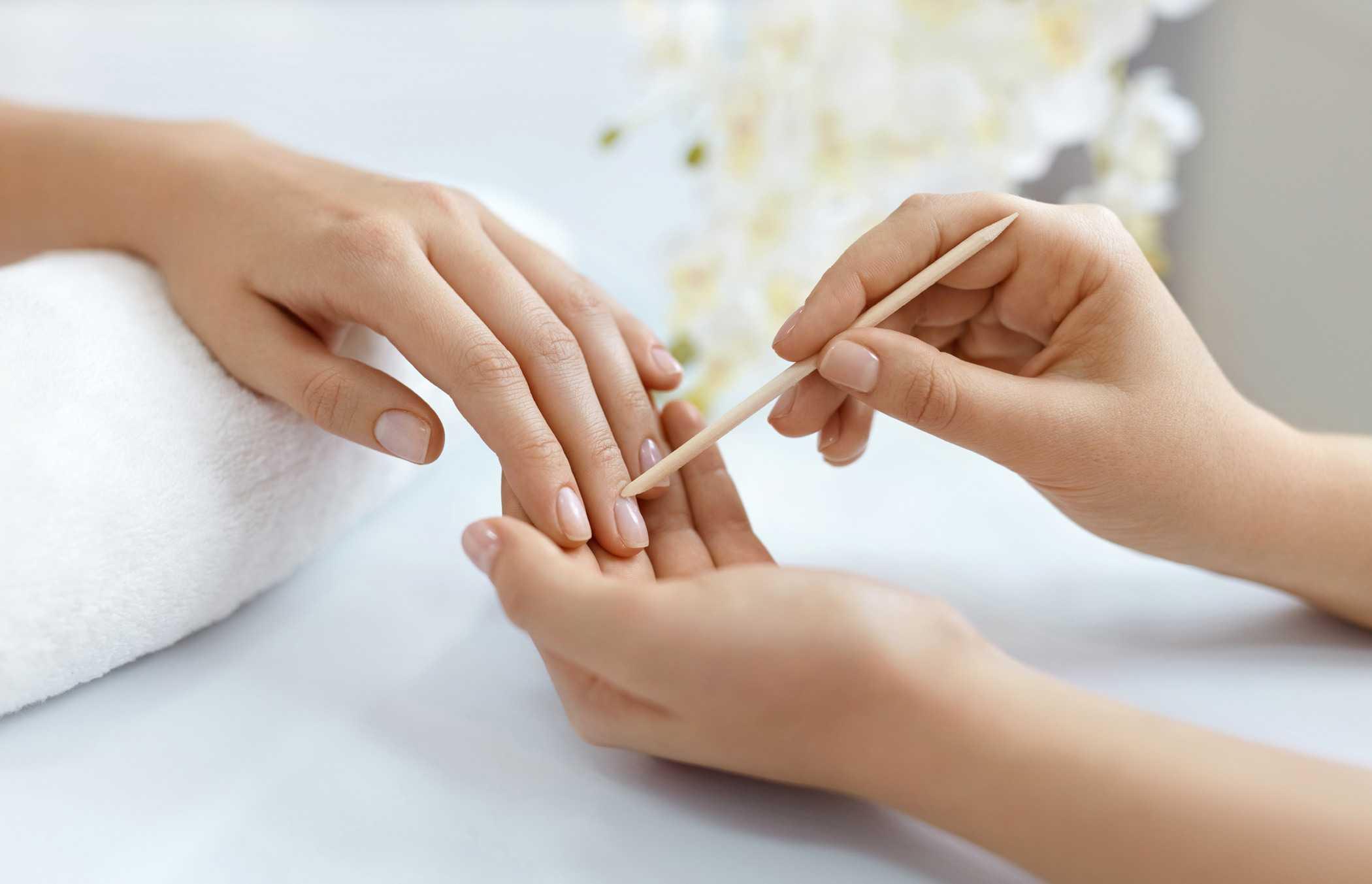 Luxury Manicure with Gel Polish