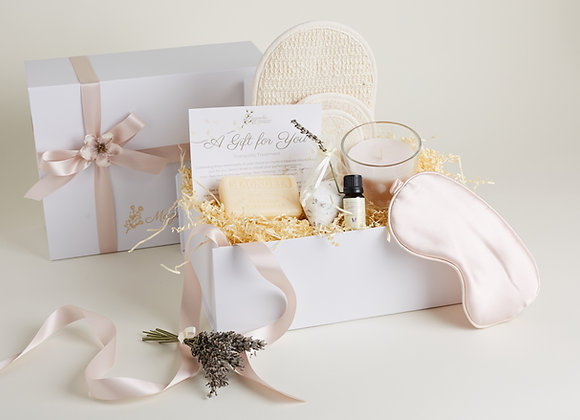 Tranquillity Pamper Box (Choice of 3 treatments)