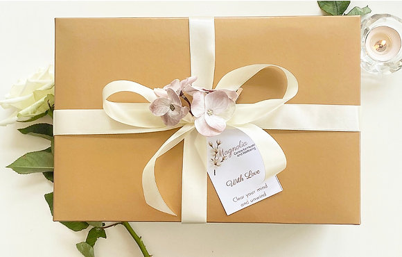 Clear Your Mind and Unwind - Gift Box