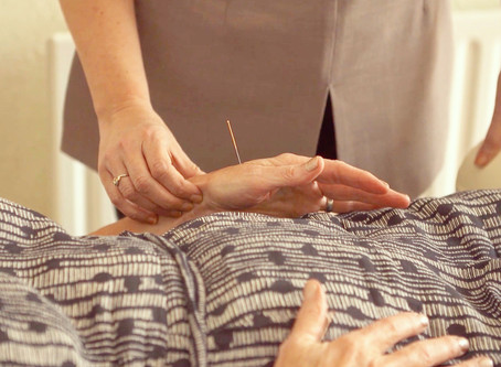 How Acupuncture changed our lives…