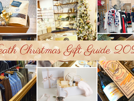 Last Minute Local Gift Guide (Neath Port Talbot)