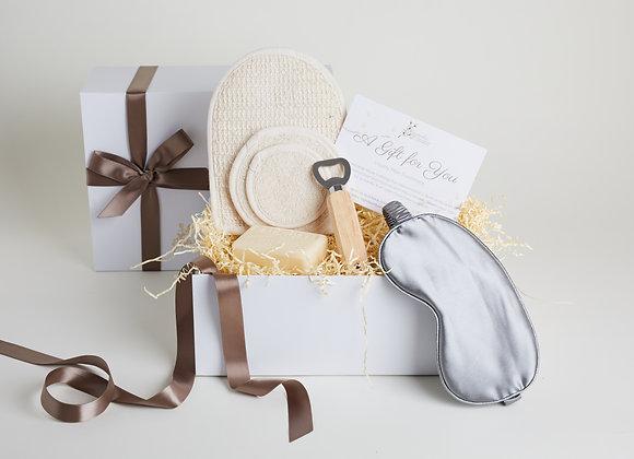 Vitality Man Gift Box (Deep Tissue Massage for Him)